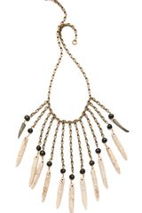 Vanessa Mooney The Skye Necklace - Lyst