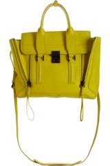3.1 Phillip Lim Medium Pashli Satchel with Strap - Lyst