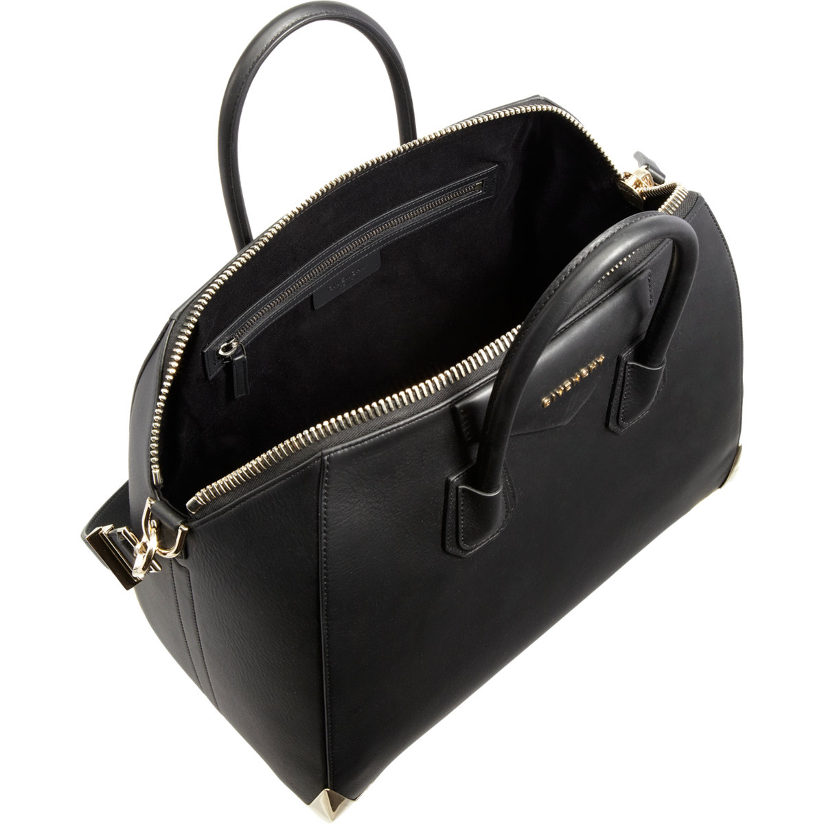 66580c8d6c Givenchy Large Antigona Duffel with Metal Corners in Black - Lyst