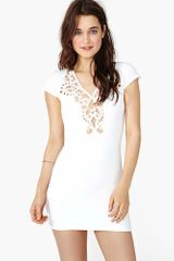 Nasty Gal New Romance Dress - Lyst
