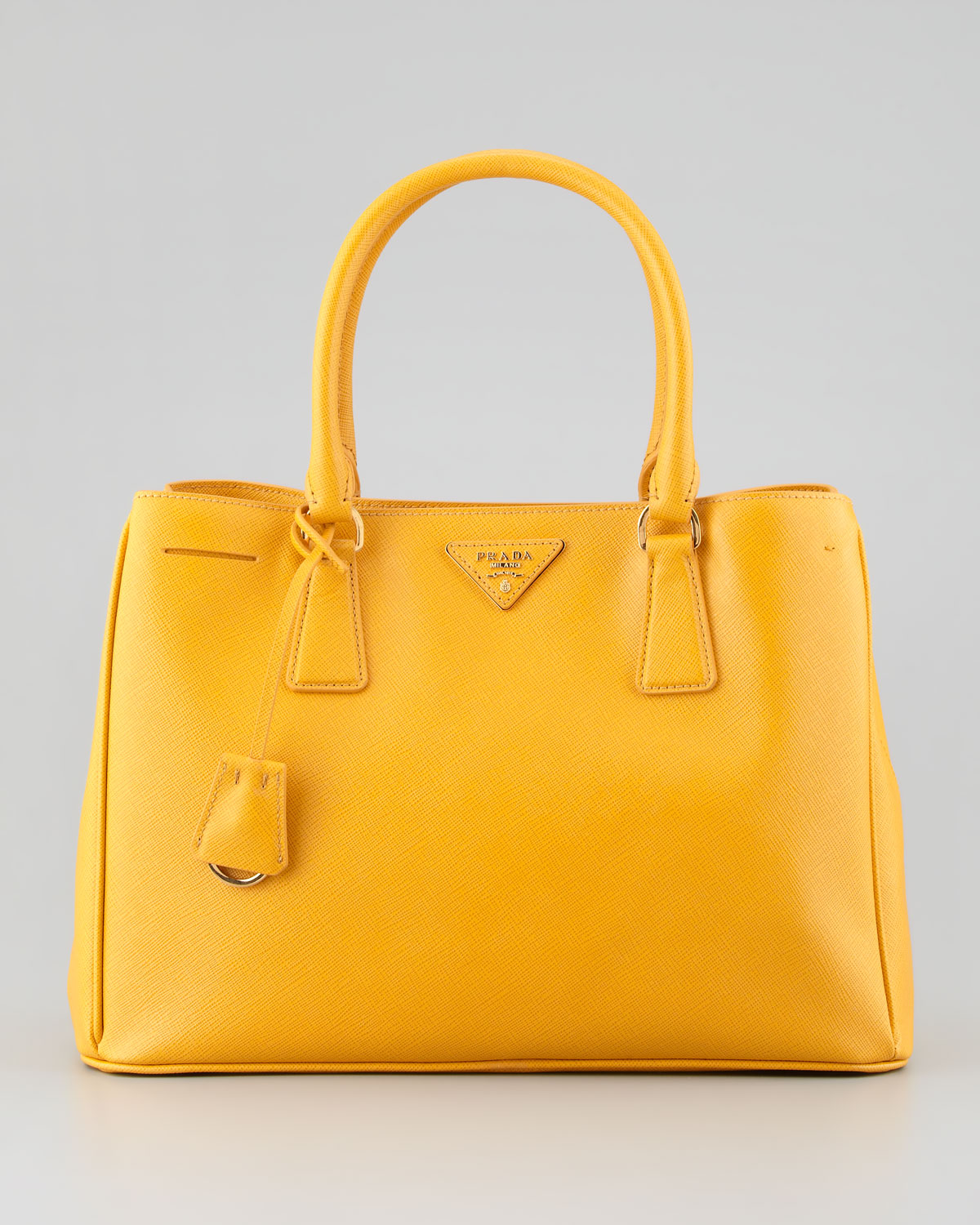 Prada Handbags Yellow