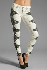 7 For All Mankind The Skinny - Lyst