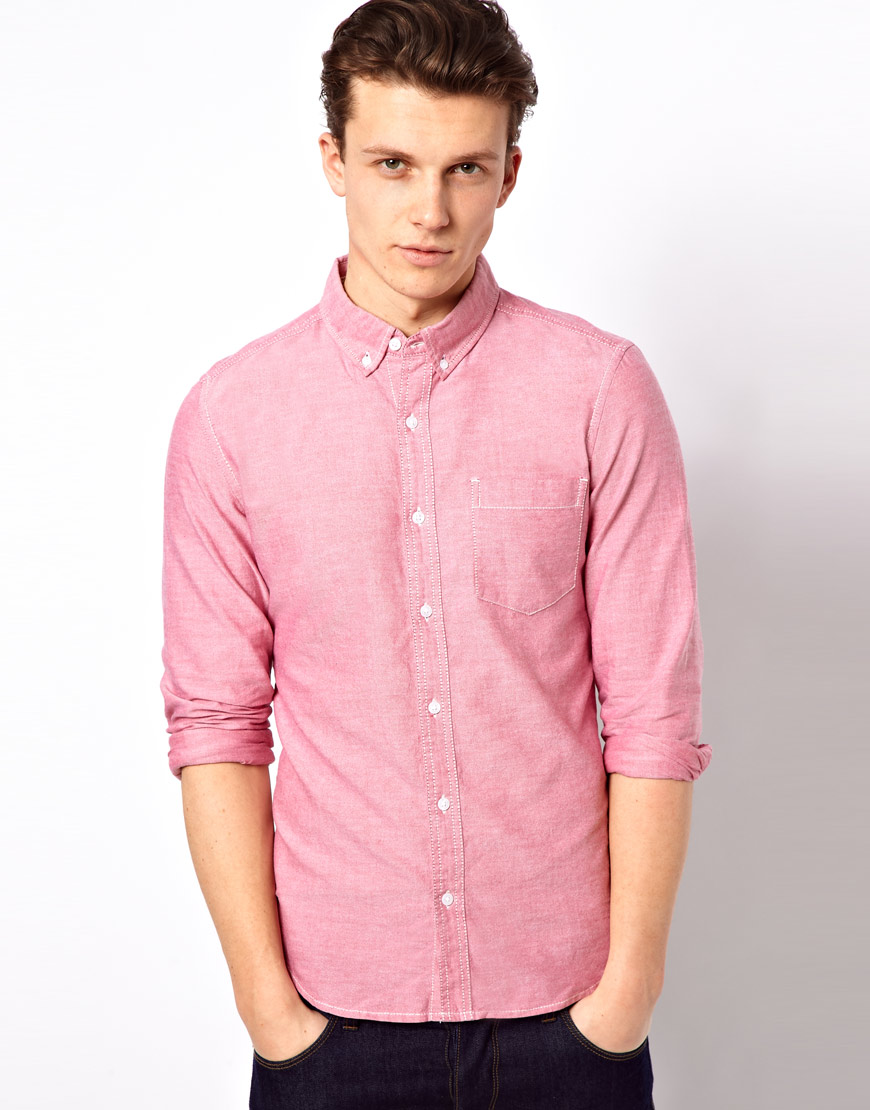 Pink oxford shirt is shirt for Pink oxford shirt men