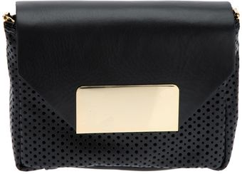 Jas Mb Perforated Shoulder Bag - Lyst