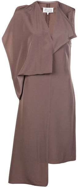 Maison Martin Margiela Loose Front Dress - Lyst