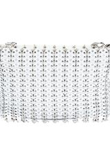 Paco Rabanne Perforated Chain Shoulder Bag - Lyst