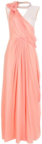 Viktor & Rolf Maxi Evening Gown - Lyst
