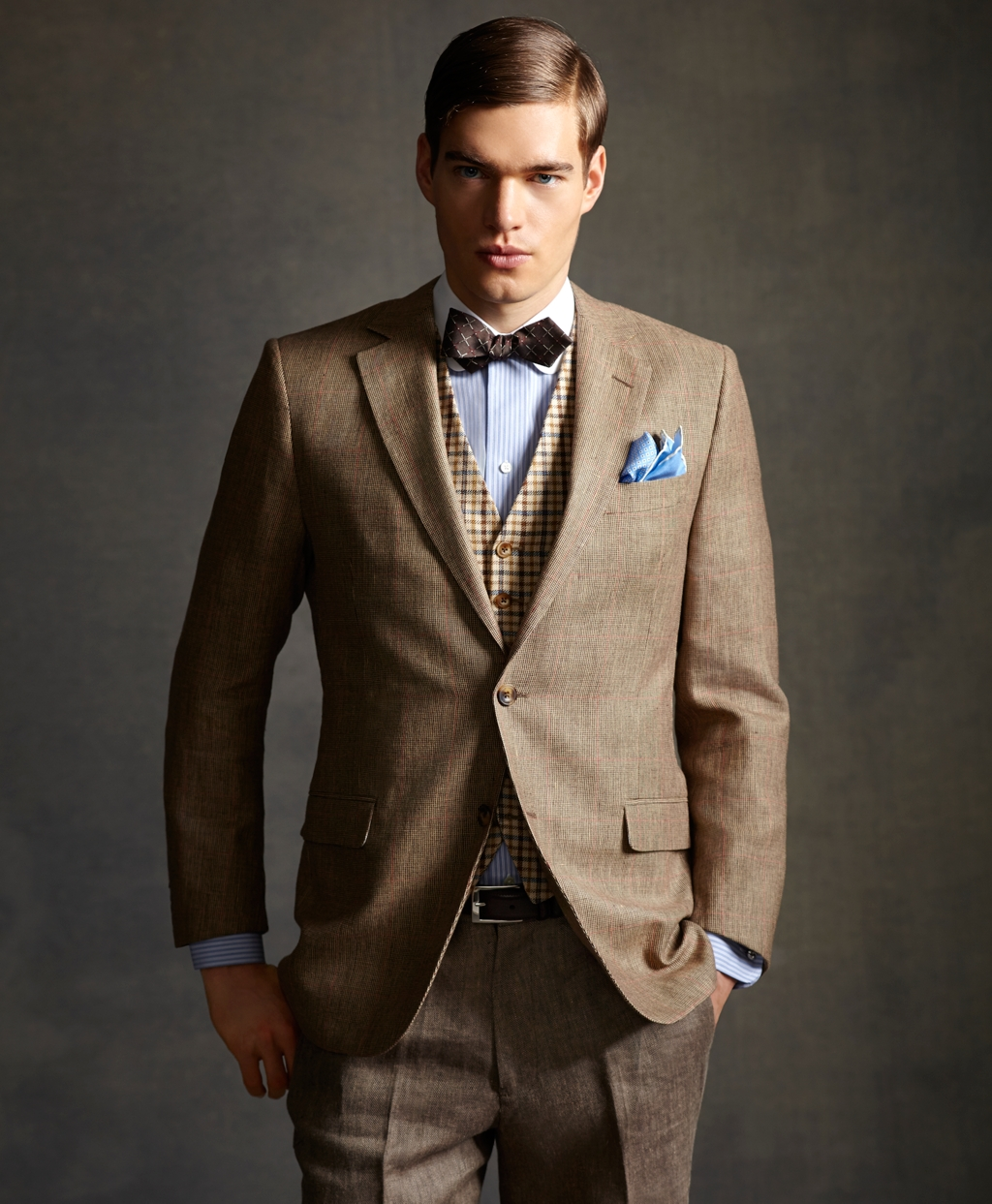 Lyst Brooks Brothers The Great Gatsby Collection Wool