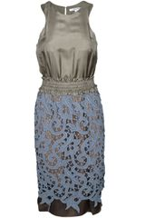 Carven Lace Silvia Dress