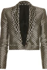Haider Ackermann Cropped Jacket - Lyst