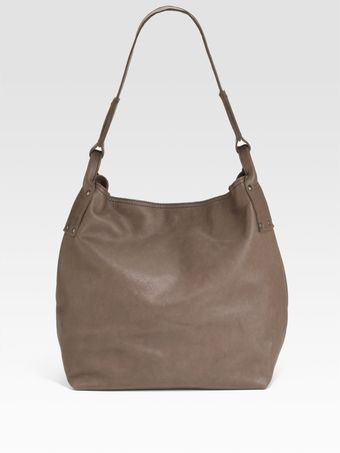 Stephane Verdino Leather Hobo - Lyst
