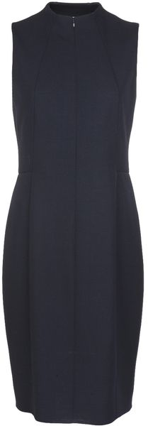 Akris Double Faced Dress - Lyst