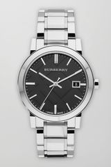 Burberry Sunray Stainless Steel Watch - Lyst
