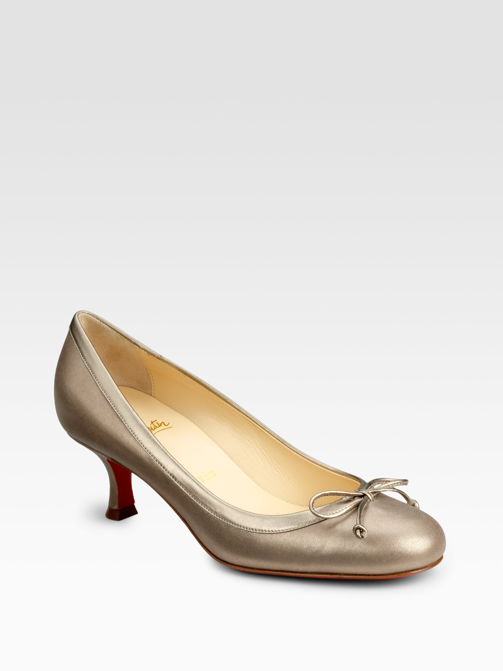 2014 new for sale official site sale online Christian Louboutin Marcia Balla 45 Pumps quality free shipping low price free shipping 2014 new QkRndbDa8