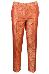 Elizabeth And James Slim Trouser - Lyst