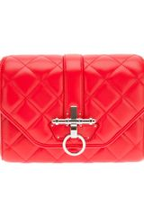 Givenchy Quilted Shoulder Bag - Lyst