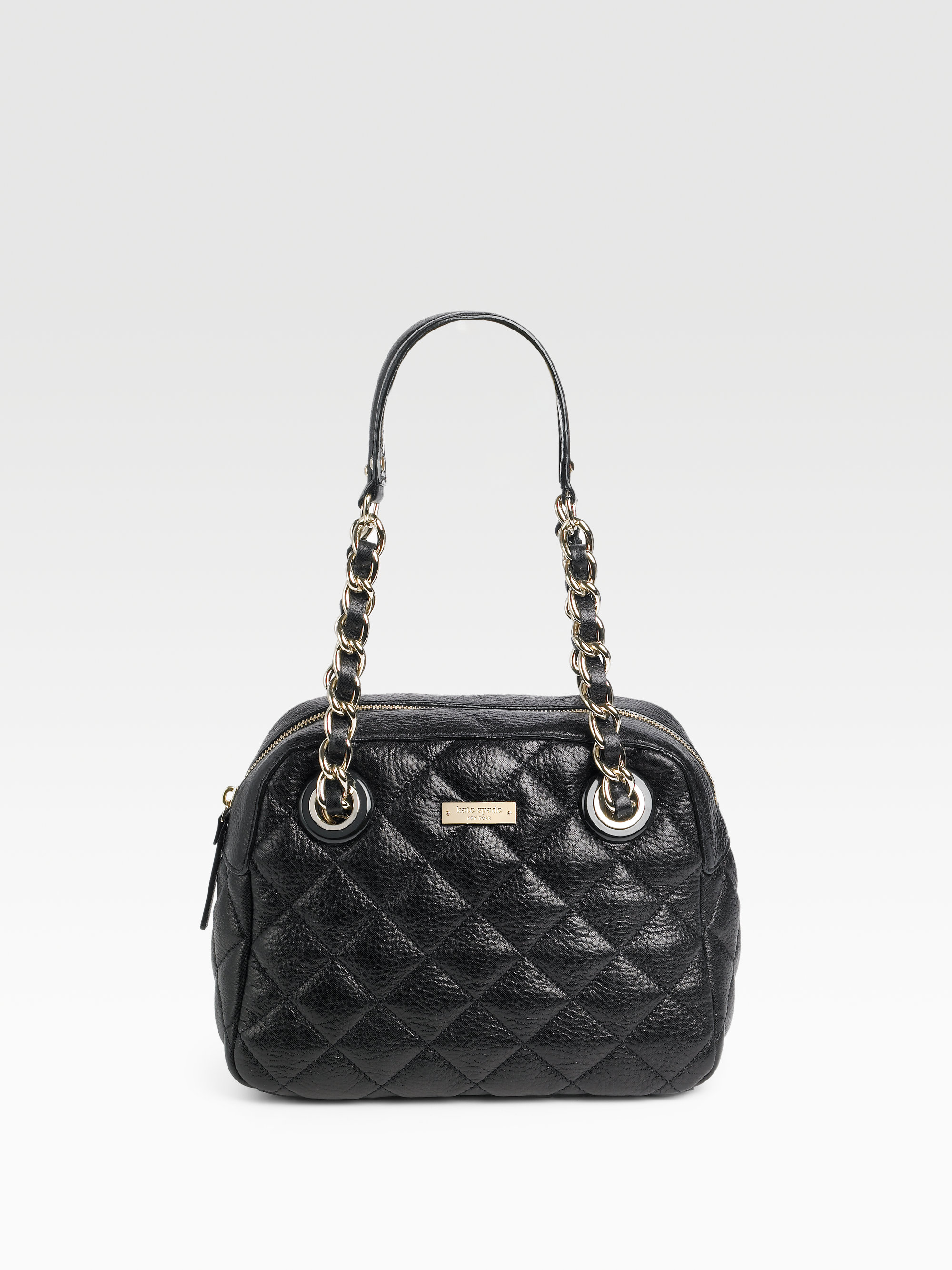 Kate Spade New York Margot Small Leather Shoulder Bag In