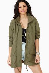 Nasty Gal Full Force Anorak - Lyst