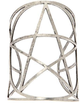 Pamela Love Mini Pentagram Cuff - Lyst
