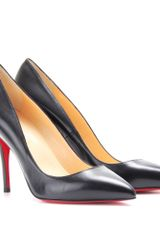 Christian Louboutin Batignolles 100 Leather Pumps