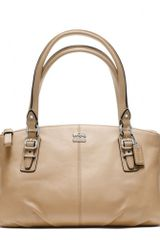 Coach Madison Leather Small Bag - Lyst