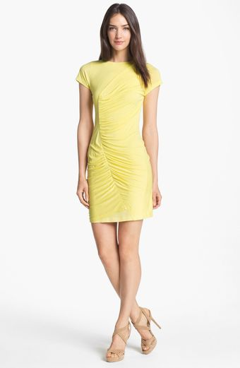 Diane Von Furstenberg Meela Retwisted Shift Dress - Lyst