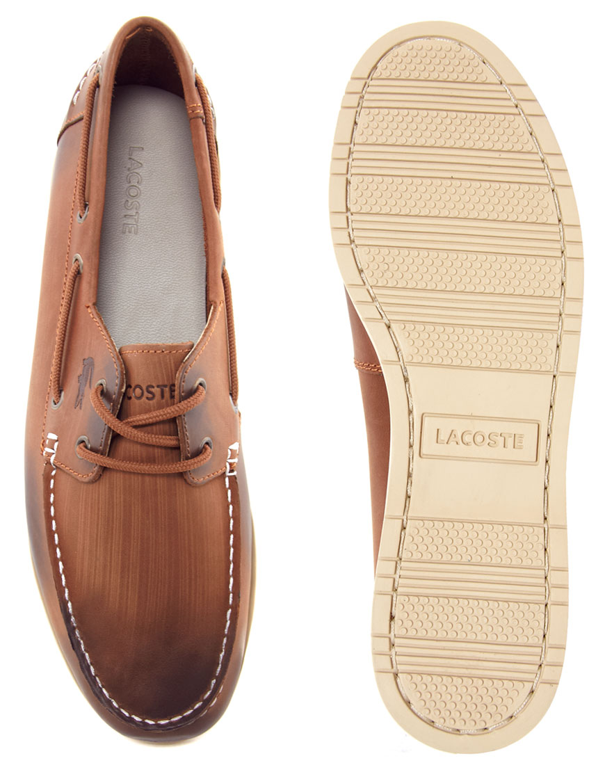 Kidskunst Lacoste info Pictures Shoes Of Men For Brown qx6pWfnP16