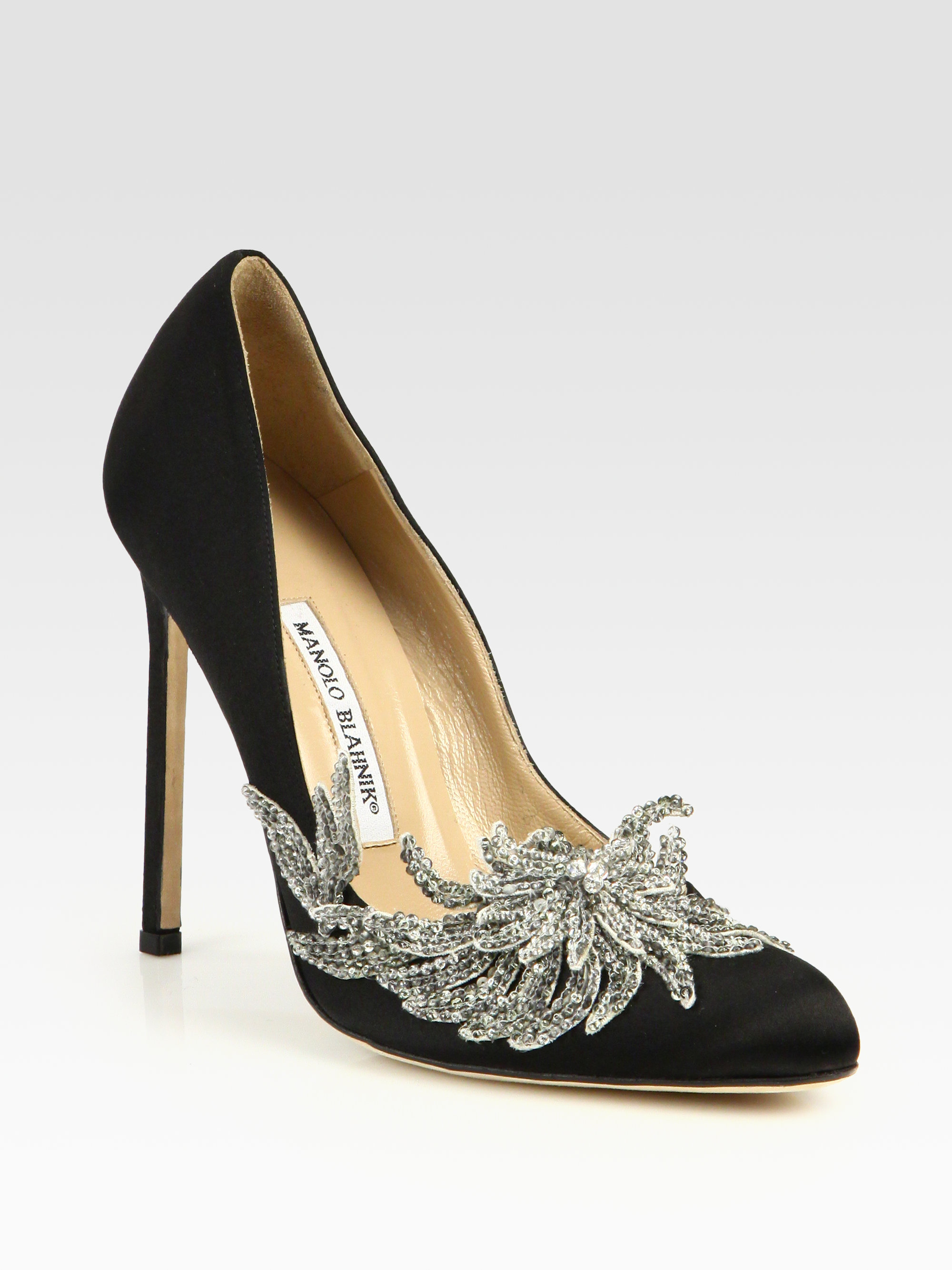 manolo blahnik shoes in the uk