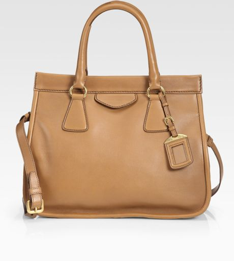 be1e5d76c4b6 Prada Tote Tan | Stanford Center for Opportunity Policy in Education