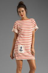 By Malene Birger Riviera Stripe Awikio Dress - Lyst