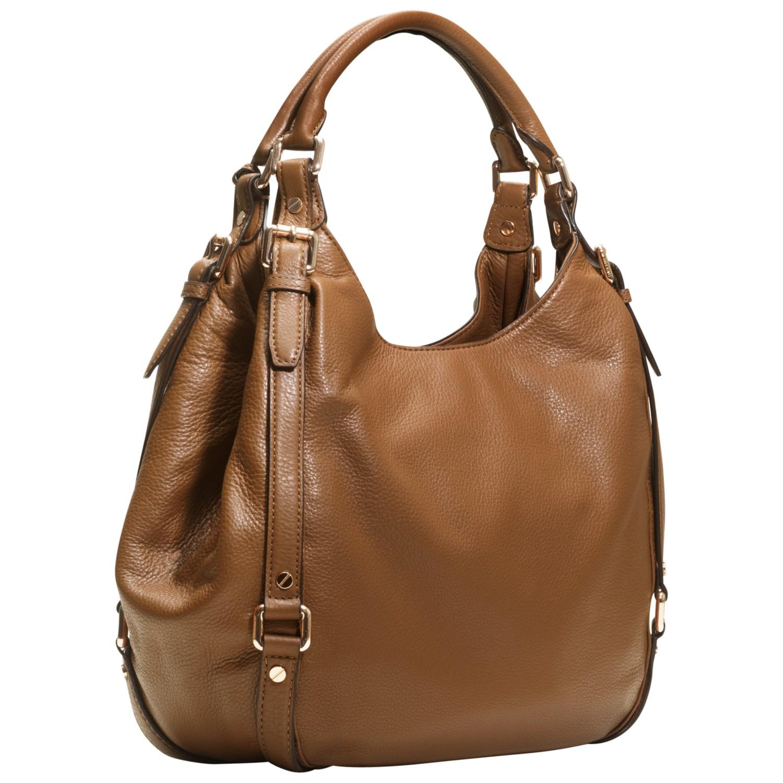 d7b4c7ae34b5d ... usa czech michael kors bedford large shoulder tote bag in brown lyst  6cc38 47ac0 d1768 1e07e