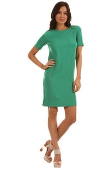 Tibi Matte Jersey Tshirt Dress - Lyst
