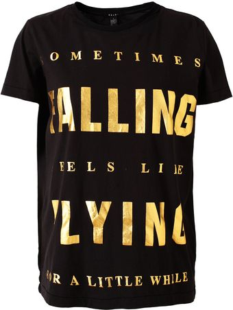 Ksubi Slogan Cotton Tshirt - Lyst