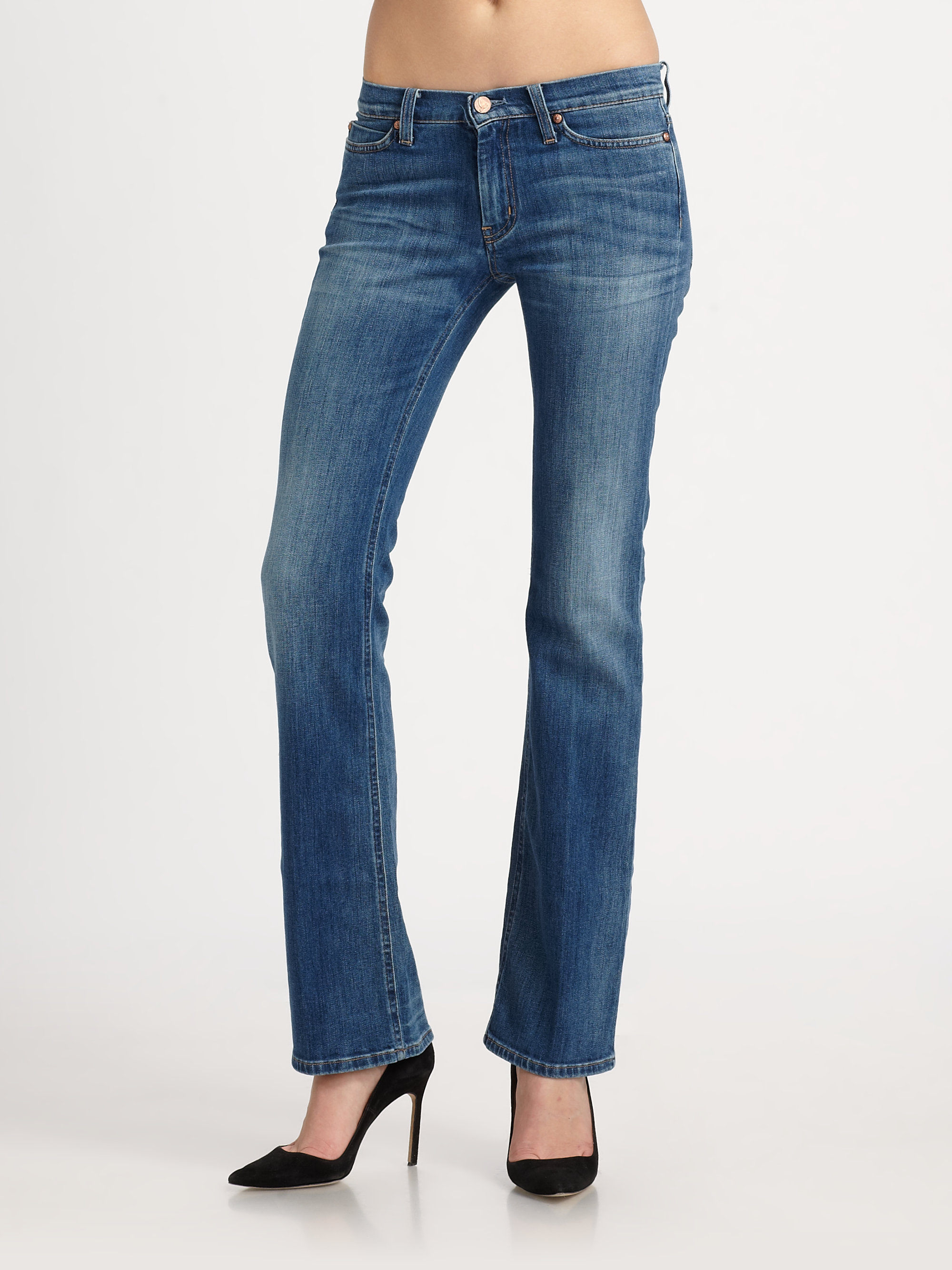 boot-cut jeans - Blue Mih Jeans Outlet Ebay Buy Cheap Cheapest Price UFnHWRUW