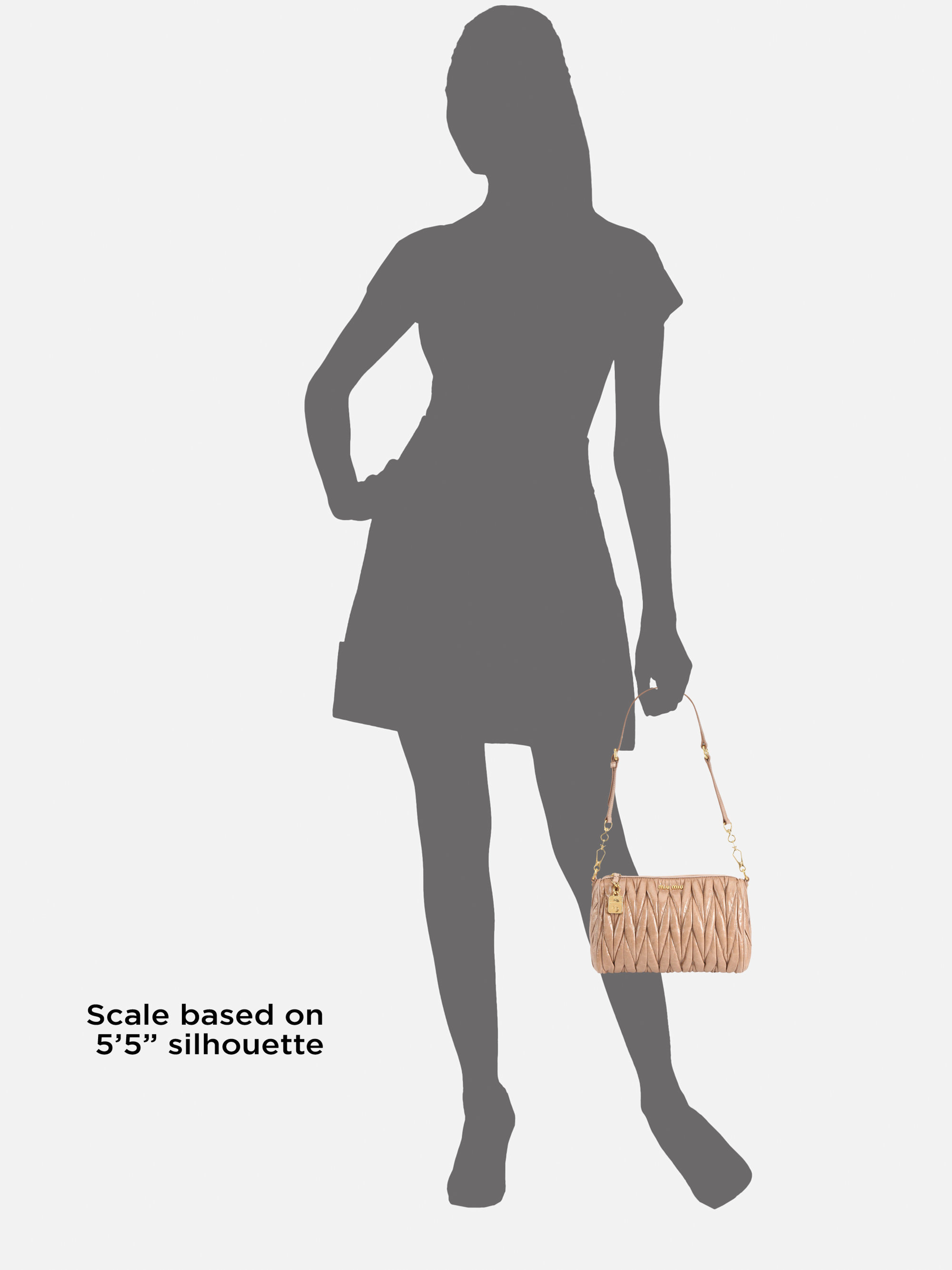 4fe330d72153 Gallery. Previously sold at  Saks Fifth Avenue · Women s Miu Miu Matelasse  Women s Miu Miu Shoulder Bag ...