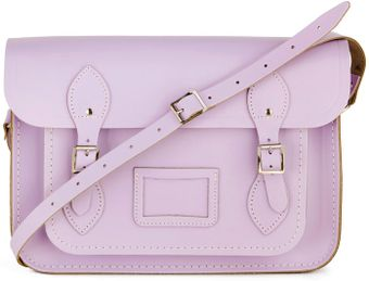 ModCloth Cambridge Satchel Upwardly Mobile Satchel in Lilac 13 - Lyst