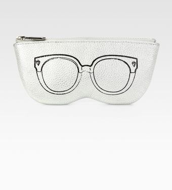 Rebecca Minkoff Leather Sunglasses Pouch - Lyst