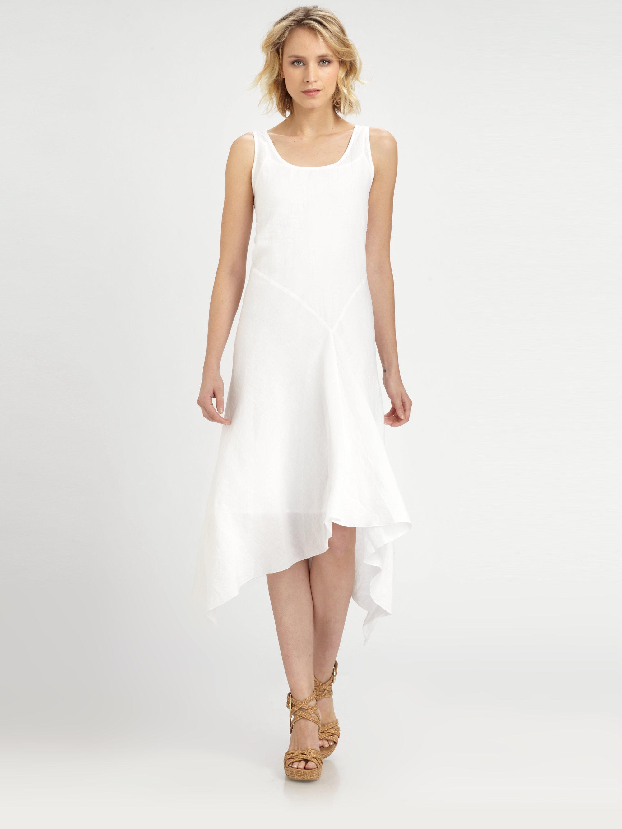 Designer Linen Dresses