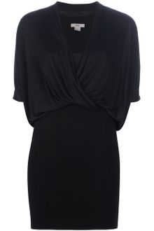Helmut Lang Drape Dress - Lyst