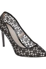 Jason Wu Lace Pump - Lyst