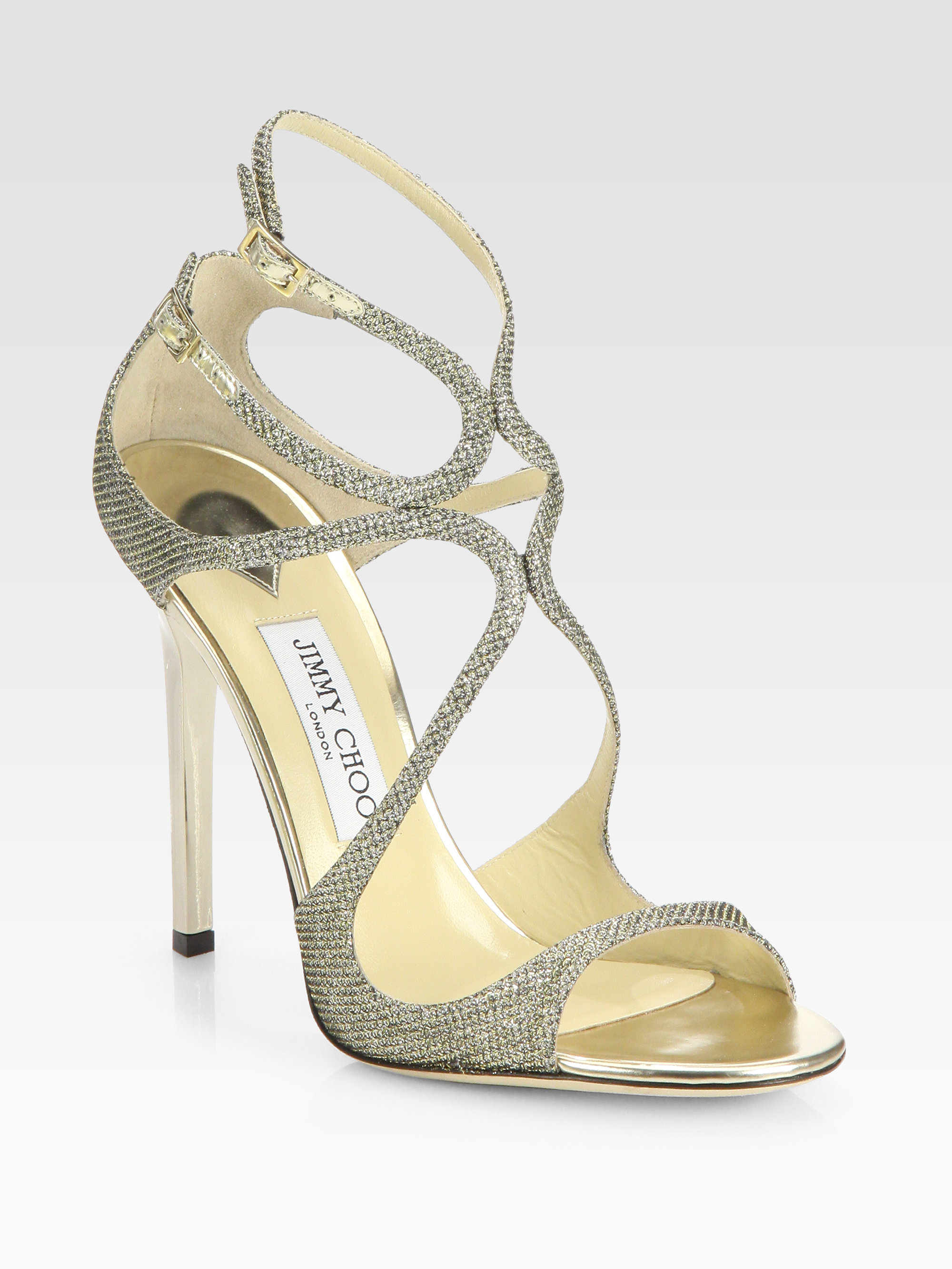 1ce145f4c45 Gallery. Previously sold at  Saks Fifth Avenue · Women s Jimmy Choo Glitter  Women s Jimmy Choo Lance ...