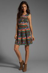 Mink Pink Woodstock Dress - Lyst