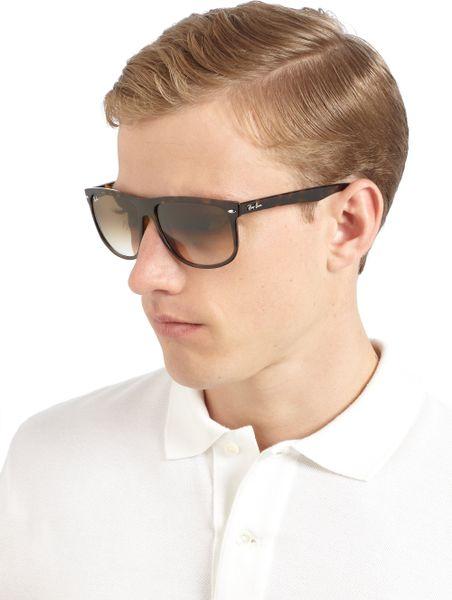 70c1b3b9074 Ray Ban Boyfriend Sunglasses Brown « Heritage Malta