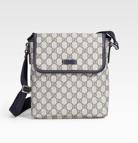 13f73d34382142 Gucci Messenger Bag Blue | Stanford Center for Opportunity Policy in ...