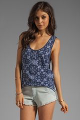 One Teaspoon Paisley Vintage Tank - Lyst