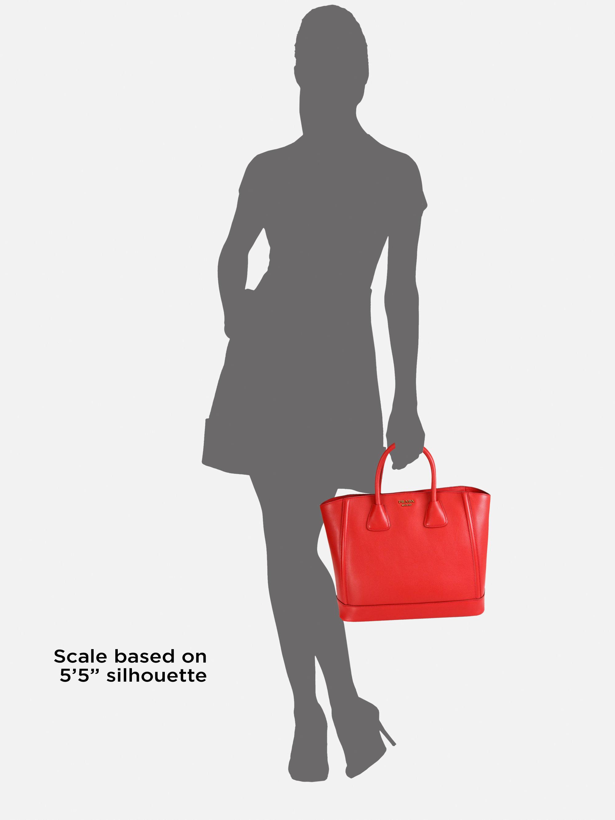celine mini luggage price - prada city calf medium double-zip tote, red prada bag price