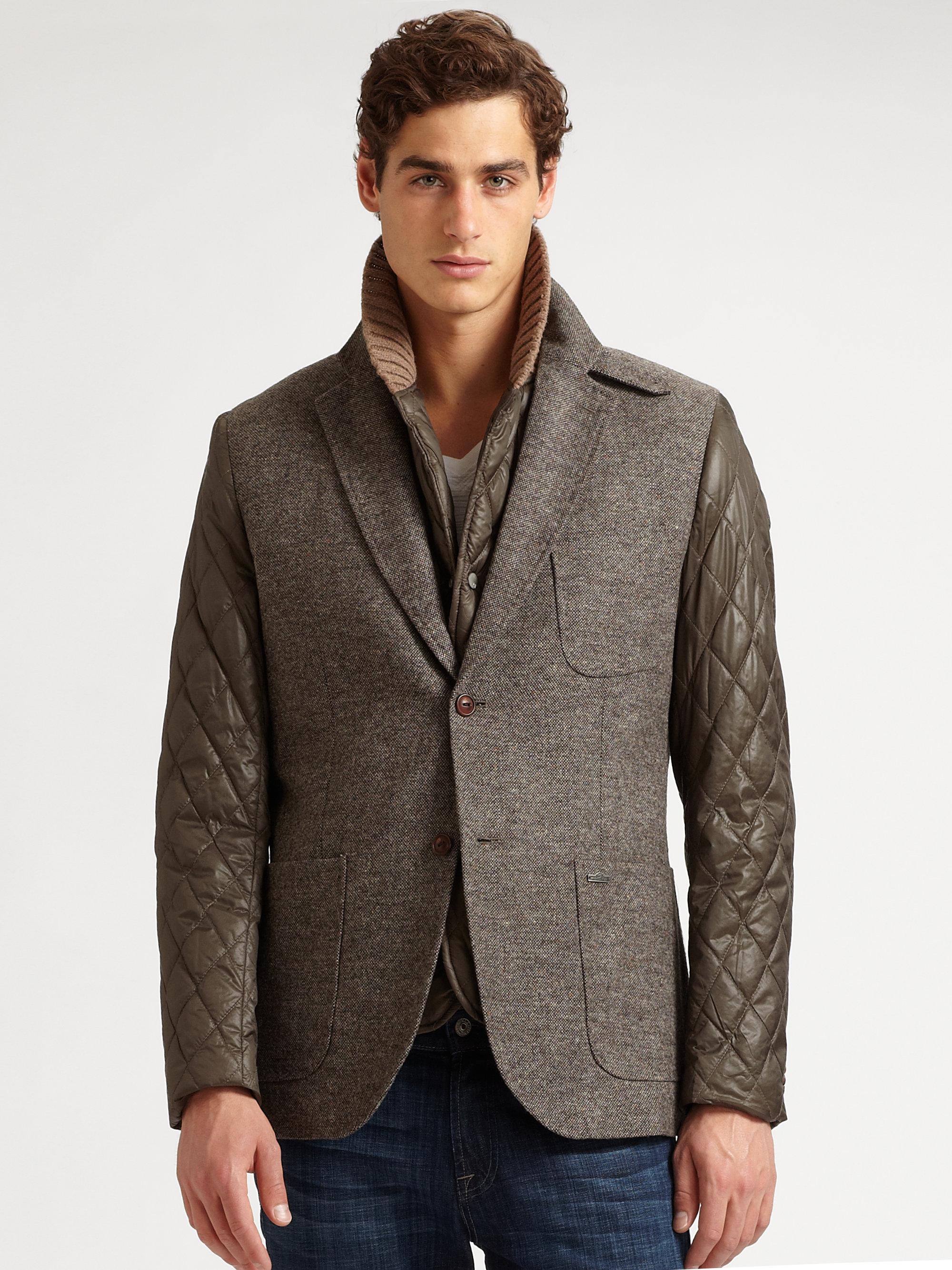Tweed Coat Mens Photo Album - Reikian