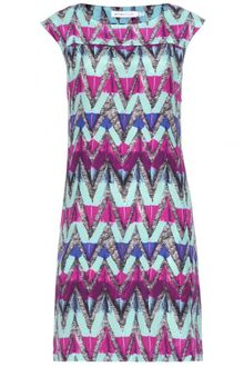 See By Chloé Print Silk Dress - Lyst