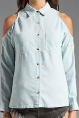 Townsen Moonshadow Shirt - Lyst
