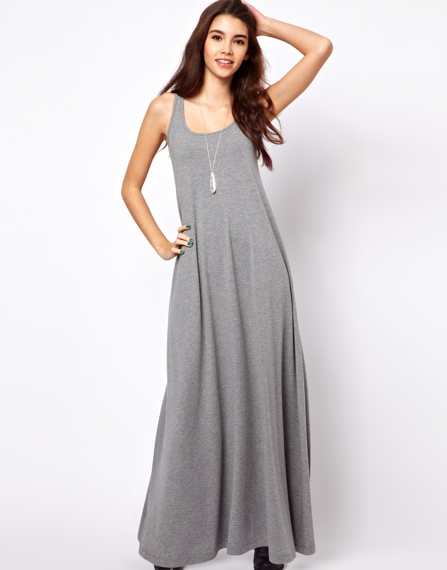 A Line Maxi Dresses - RP Dress